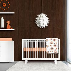 Olli & Lime Billie Bumperless Crib Set