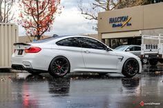 Alpine White BMW M4 By Supreme Power
