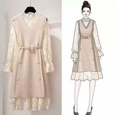 27 Trendy Fashion Clothes Drawing Dress Designs to drawing dresses 27 Trendy Fashion Clothes Drawing Dress Designs Set Fashion, Look Fashion, Trendy Fashion, Fashion Models, Womens Fashion, Fashion 2018, Fall Fashion, Fashion Trends, Fashion Drawing Dresses