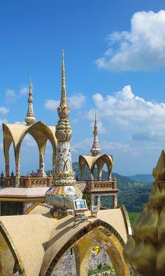 Chrystal Temple, Thailand