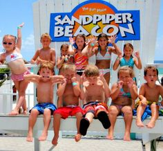 Sandpiper Beacon Beach Resort in Panama City Beach, Florida