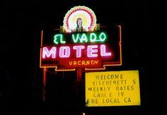 El Vado Motel, Albuquerque, New Mexico