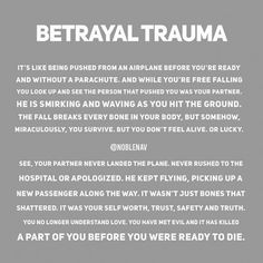 The Narcissist is very good in leaving his/her victims in Betrayal Trauma, a lot of times people confuse this with love and think their… Narcissistic Abuse Recovery, Narcissistic Behavior, Narcissistic Sociopath, Narcissistic Personality Disorder, Sociopath Traits, Narcissistic People, Narcissistic Mother, Relationship Quotes, Life Quotes