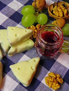 Csokoládé Reformer: Gouda sajtos praliné