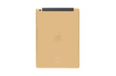 LUX IPAD AIR IN BLACK - FINISHED IN 24K YELLOW GOLD - Brikk   Lux iPhone 6 now available in yellow gold, pink gold and platinum with diamond options