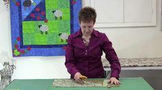 Work Stations - Quilt Studio Set-up Episode 1