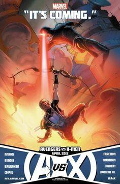 Round #1: Hawkeye vs Cyclops