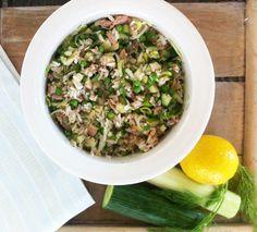 healthy tuna salad recipe