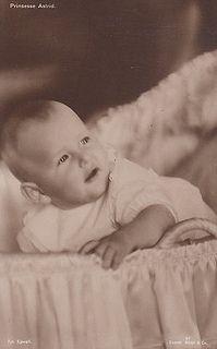 Prinzessin Astrid von Norwegen, later Frau Ferner * 1932 | Flickr - Photo Sharing!