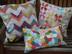 My very best pillows  :) by lieblingsstück**, via Flickr