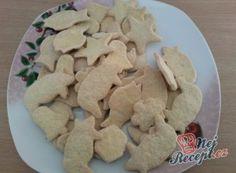 Šlehačkové vánoční cukroví   NejRecept.cz Christmas Candy, Cookies, Desserts, Yum Yum, Food, Biscuits, Crack Crackers, Tailgate Desserts, Deserts