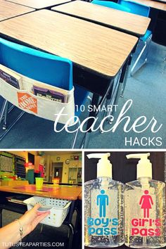 10 Smart Teacher Hacks #Musely #Tip