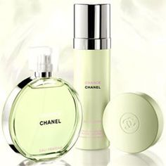 Chance Eau Fraiche | Chanel  My all time favourite