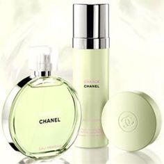 Chance Eau Fraiche | Chanel  My all time favourite