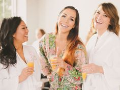 5 Beauty Hacks that Will Save You on Your Wedding Day  | Photo by:  June Bug Company | TheKnot.com