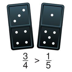 Fraction game - great for math centers