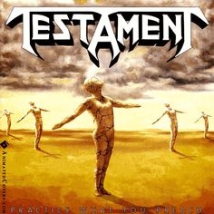 Testament - Practice What You Preach #testament #thrashmetal #metal #heavymetal #speedmetal #powermetal #blackmetal #deathmetal #metalheads