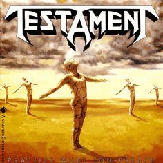Testament - Practice What You Preach #testament #thrashmetal #metal #heavymetal #speedmetal #powermetal #blackmetal #deathmetal #metalheads
