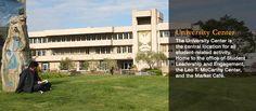 University of San Francisco University Of San Francisco, Student Leadership, University Center, The Office, Activities