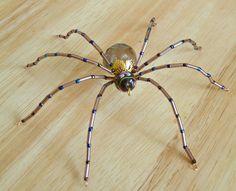 DIY Christmas Spider Inspiration