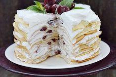 Retete simple de post colectie de peste 150 de retete Vanilla Cake, Camembert Cheese, Cabbage, Vegetables, Desserts, Blog, Tailgate Desserts, Deserts, Cabbages