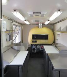 U Fiore Pizza Food Truck