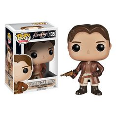 I think I need to have these! Firefly Malcolm Reynolds Pop! Vinyl Figure - Funko - Firefly/Serenity - Pop! Vinyl Figures at Entertainment Earth