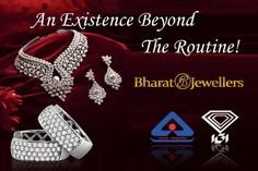 Bharat Jewellers Are The First In Rewari To Trade In Certified And Hallmark Jewellery. Visit Us For More!