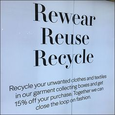 A rich, textured gold backdrop makes this H&M Clothing Recycling Fashion Discount more than ordinary window dressing signage. H&m Store, Gold Backdrop, Window Signage, Recyle, Together We Can, Gold Texture, Instagram Fashion, Close Up, Communication