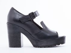 To Be Announced Nye in Black Leather