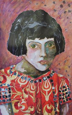 Maggie's Girl by South African artist Frans Cronje