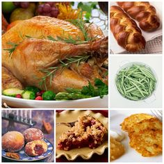 10 Must-Serve Dishes for Your Thanksgivingukkah Feast   Spoonful
