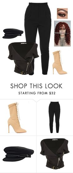 """""""modeling agency"""" by minnamny ❤ liked on Polyvore featuring adidas Originals, Alexander McQueen and Pierre Balmain"""