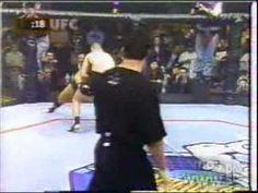 Frank Shamrock take-down and knock-out of Igor Zinoviev