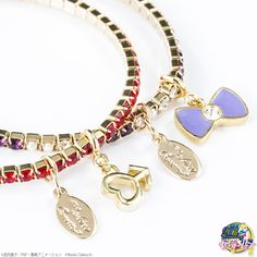 Sailor Moon and ma chére Cosette? are coming out with bracelet sets packaged in a gorgeous pink jewelry box! Sailor Moon Jewelry, Sailor Moon Toys, Sailor Moon Crystal, Sailor Mars, Fashion Bracelets, Fashion Jewelry, Sailor Moon Collectibles, Sailor Moon Merchandise, Moon Fairy