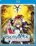 Cross Ange: Rondo of Angel and Dragon 2: Collection 2 [Blu-ray] [2 Discs], 31007344