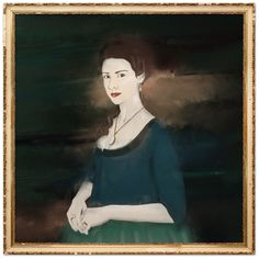 A FAIRLY FABULOUS LIFE #artrage #painting #digitalart #outlander #clairefraser