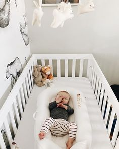 Nap time love this baby girl Baby Bedroom, Nursery Room, Baby Boy, Baby Kids, Best Changing Table, Kids Clothes Sale, Everything Baby, Baby Family, Nursery Inspiration
