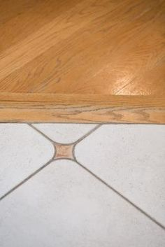 Threshold: An extremely versatile floor mold, thresholds are also ...