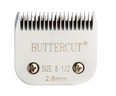 Geib Buttercut Stainless Steel Dog Clipper Blade, Size-8-1/2, 7/64-Inch Cut Length * New and awesome product awaits you, Read it now  (This is an amazon affiliate link. I may earn commission from it)