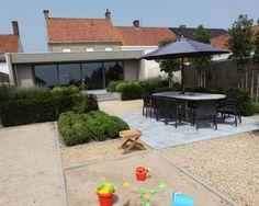 Vakantiewoning 't Noordhuys (12p.) in de Westhoek. - Logeren in Vlaanderen Vakantieland