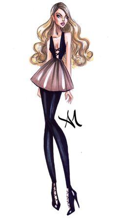 #PrincessAurora #DisneyPrincess #Disney #FashionIllustrations by @armandmehidri| Be Inspirational ❥|Mz. Manerz: Being well dressed is a beautiful form of confidence, happiness & politeness