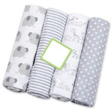 4pcs Lot Baby Blanket Kids Diapers Muslin Swaddle 100 Cotton Flannel Diapers For Newborns Kid Photogr In 2020 Baby Wrap Blanket Soft Baby Blankets Swaddle Blanket Set