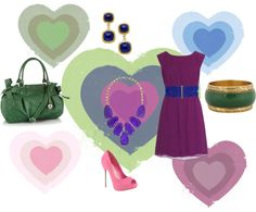 BEAT OF MY HEART, created by cristina1207 on Polyvore