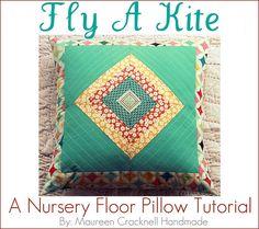 Maureen Cracknell Handmade: Riley Blake Design Team Project & A Fly A Kite GIV...