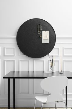 Retell pin-board Sound Absorbing, Office Environment, Architect House, Cool Pins, Retelling, Best Memories, Cool Stuff, Clock, Board