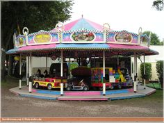 Kindersportkarussell – Stummer