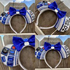 e86933216174e Disney Rave Bras · Star Wars R2-D2 Minnie Ears