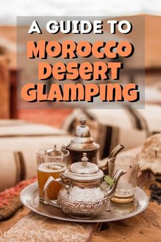 Click here to read about glamping at Merzouga Luxury Desert Camp in the Sahara Desert in Morocco. Sahara desert glamping in Morocco is unlike any other experience you