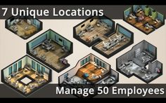 Game Studio Tycoon 3 - The Ultimate Gaming Business Simulation...: Game Studio Tycoon 3 - The Ultimate Gaming… #mac #Games #Strategy